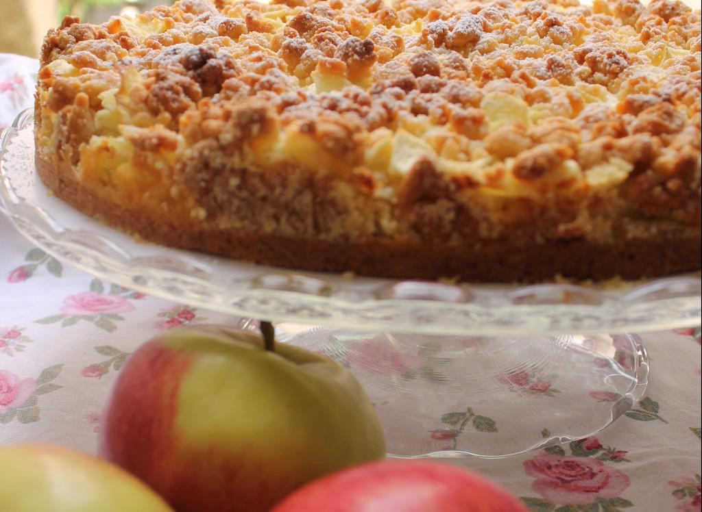 Apfelkuchen lecker