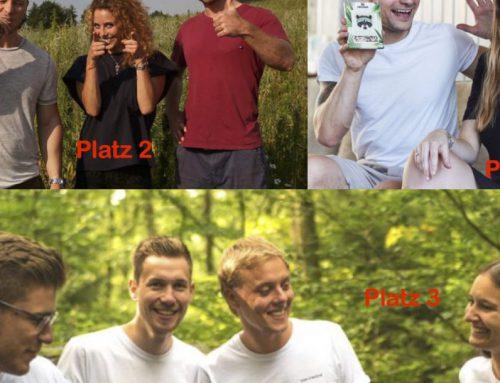 Die Gewinner des Crowdfunding Contest Food stehen fest