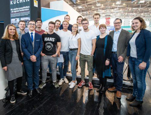 Food-Startup-Wettbewerb NEXT LEVEL! erfolgreich beendet