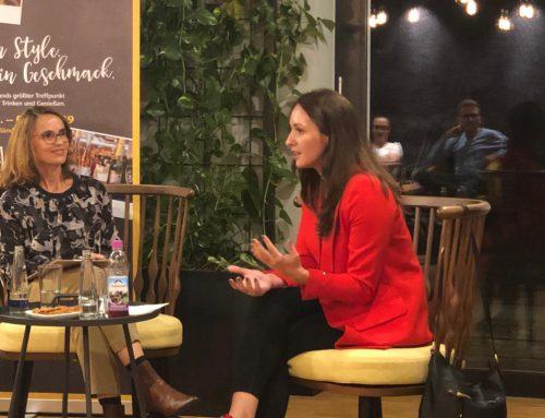 StartinFOOD-Meetup mit Selda Morina von REWE Süd