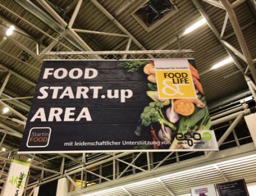 Food Startups auf der FOOD & LIFE – Meetup und Pitch