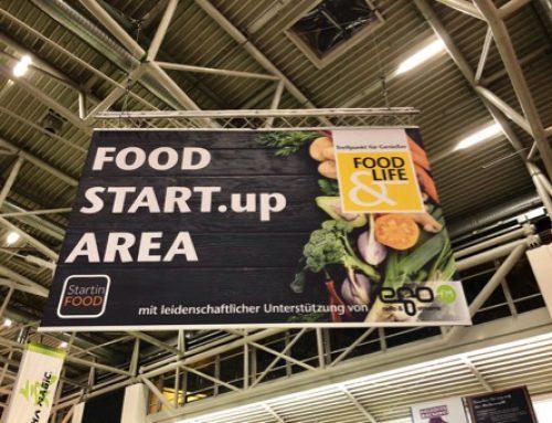 Food Startups auf der FOOD & LIFE – Meetup und Pitch