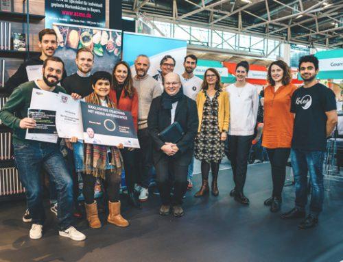 Die Gewinner der Pitches des NEXT LEVEL! Food- Startup-Wettbewerbs stehen fest