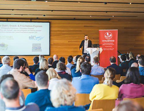 #FoodSummit20 – die zweite Agri-, Food-/-Tech Startup Konferenz am Bodensee