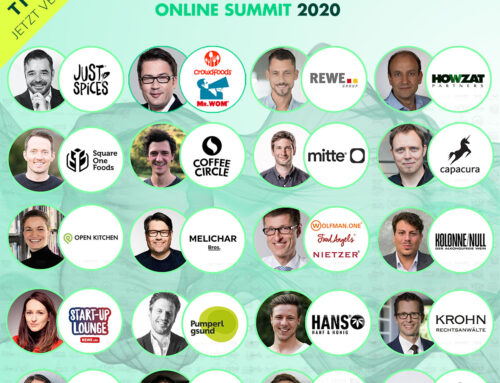 Food & Beverage Innovators Online Summit 2020: Insider-Know-How vom feinsten