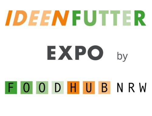"""Foodhub NRW lädt am 14. und 15. September zur """"Ideenfutter Expo"""""""