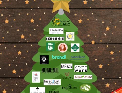 Fast schon wie Weihnachten: FSIWS-Adventskalender bringt tolle Food-Startup Aktionen
