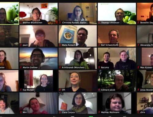FSIWS-Talk zur Gründerwoche: Hochkarätig besetzt – gut besucht