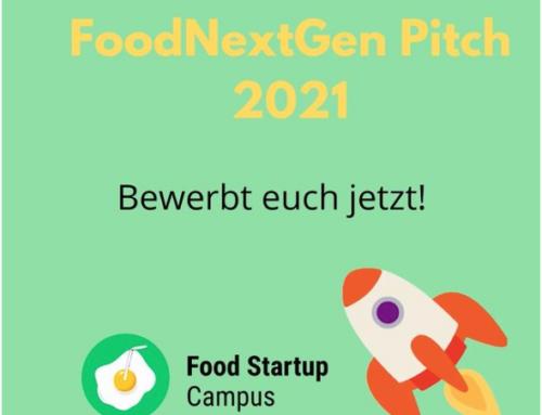 #FoodNextGen: Noch bis zum 2. August bewerben und attraktive Preise gewinnen