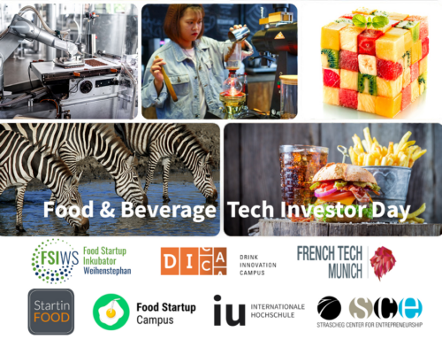 Meet the Investor: Food & Beverage Tech Investor Day 2021 am 29.09.2021